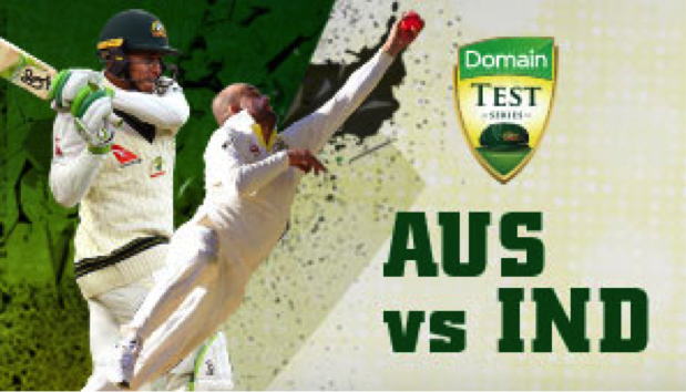 Test Cricket- Australia v India in December