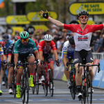 Tour Down Under in January